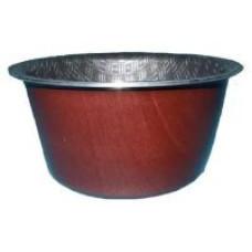 Форма для кулича Хозяюшка кружево 10см 60621014