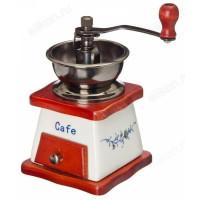 кофемолка ручная 827-002 металл/дерево/керам