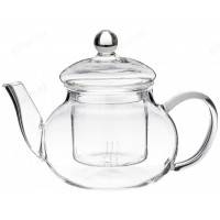 Чайник заварочный стекло AGNESS 600мл 891-032