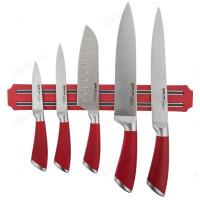 Набор ножей 911-040 магнитная планка