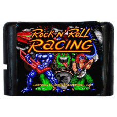Иг.картридж Rock'n Roll Racing (G2)
