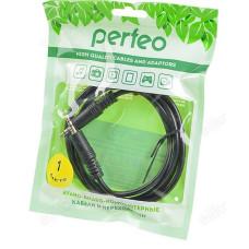 Шнур 3,5Дж-3,5Дж 1м (шт/шт) PERFEO (J2101)