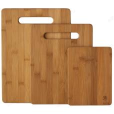 Набор разделочных досок из бамбука Mi Mi HONG 3шт