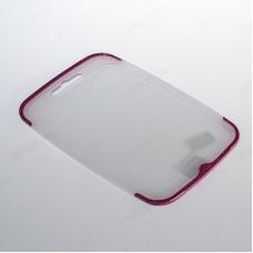 Доска разделочная пластик П-161 №103 Экстра807 227*145