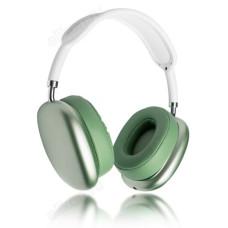 Гарнитура Bluetooth накладная P9 зеленый