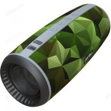 """Акустика Bluetooth 12W Perfeo """"CAMU"""" FM, microSD, USB, AUX, мощность 12Вт, 2600mAh, камуфляж"""