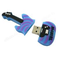 Память USB 16 GB UD-716 гитара