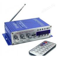 Усилитель звука HY500 (2х20Вт, USB, TF, FM)/50