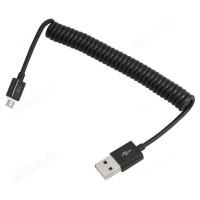 Кабель micro USB 1м Орбита BS-411 (витой)