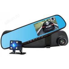 Видеорегистратор зеркало + камера Орбита HAD-39/20