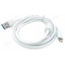 Кабель USB - 8pin 1,5м Орбита РS-91 фильтр