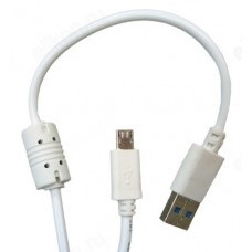 Кабель micro USB 1м Орбита PS-92 2A (фильтр)