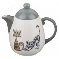 чайник заварочный Озорные коты 1л 188-107