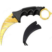 Нож Патриот CS-106/206 (Керамбит, зуб тигра)/120