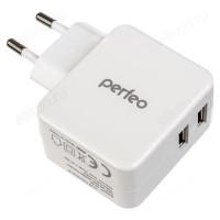 Зарядное устройство Perfeo A4132 Cube2