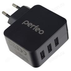 Зарядное устройство Perfeo A4135 Cube3