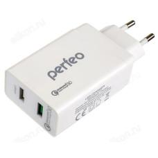 Зарядное устройство Perfeo A4141 Fast2