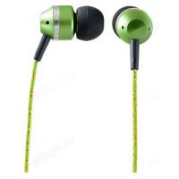 Наушники Perfeo TANGLE зелен