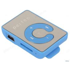 Плеер-flash PERFEO Music Clip VI-M003 blue