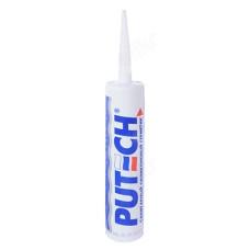 Герметик силикон PUTECH белый 634-029