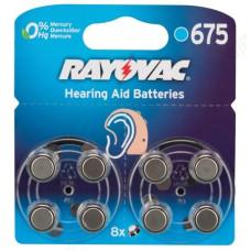 Батарейка для слухового аппарата Rayovac 4600 V 675