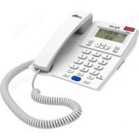 Телефон стационарный RITMIX RT-471 белый