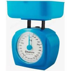 Весы кухонные SAKURA SA-6017BL 5кг