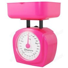 Весы кухонные SAKURA SA-6017R 5кг