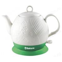 Чайник керамический SAKURA SA-2036G 1,2л