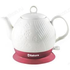 Чайник керамический SAKURA SA-2036T 1,2л