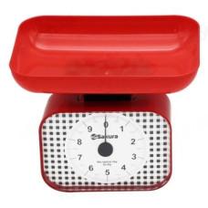 Весы кухонные SAKURA SA-6016R 10кг