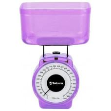 Весы кухонные SAKURA SA-6018Р 1кг