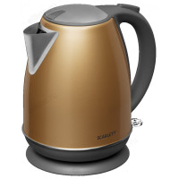 чайник металлический SCARLETT SC-EK21S86 золото