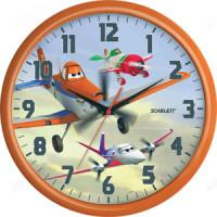 ЧасынастенныеSCARLETT WCD06PL