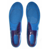Стельки для обуви гелевые мужские 459-095