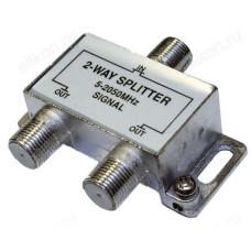 Сплиттер 2-WAY 5-2050 МГц Сигнал