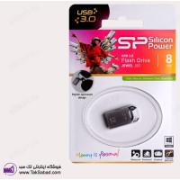 Память USB 8 GB Silicon Power Jewel J50
