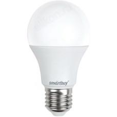 Лампа светодиодная LED E27 A60 7W 40K Smartbuy