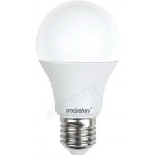 Лампа светодиодная LED E27 A60 13W 30K Smartbuy