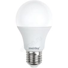 Лампа светодиодная LED E27 A60 13W 40K Smartbuy