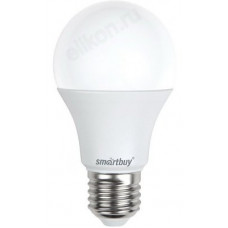 Лампа светодиодная LED E27 A60 15W 40K Smartbuy