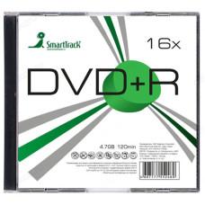 Диск SMART TRACK DVD+R4,7 16x slim 5