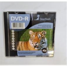 Диск SMART TRACK DVD-R 8 см Slim (5)