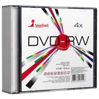 Диск SMART TRACK DVD+RW 8см 4х Slim (5)
