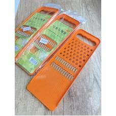 Тёрка Strip slicer для кор. моркови