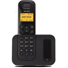 Телефон стационарный TEXET TX-D6605A чёрный