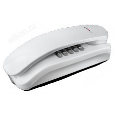 Телефон стационарный TEXET TX-215 белый