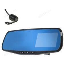 Видеорегистратор зеркало TORSO Premium 2858169 две камеры
