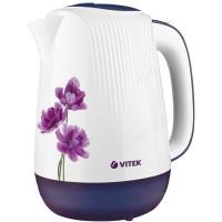 чайник VITEK-7061 (1,7 л) цветок