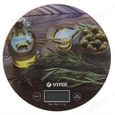 Весы кухонные VITEK-8029 электронные 5кг